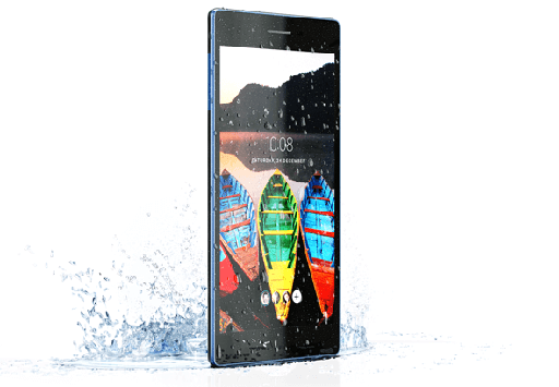 Lenovo Tab 3 7 splash proof